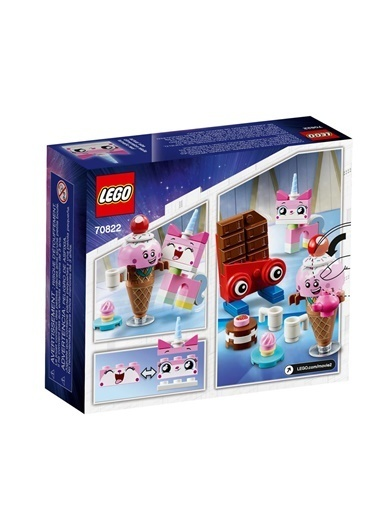 Lego LEGO Movie 2 Unikittys S Friends Renkli